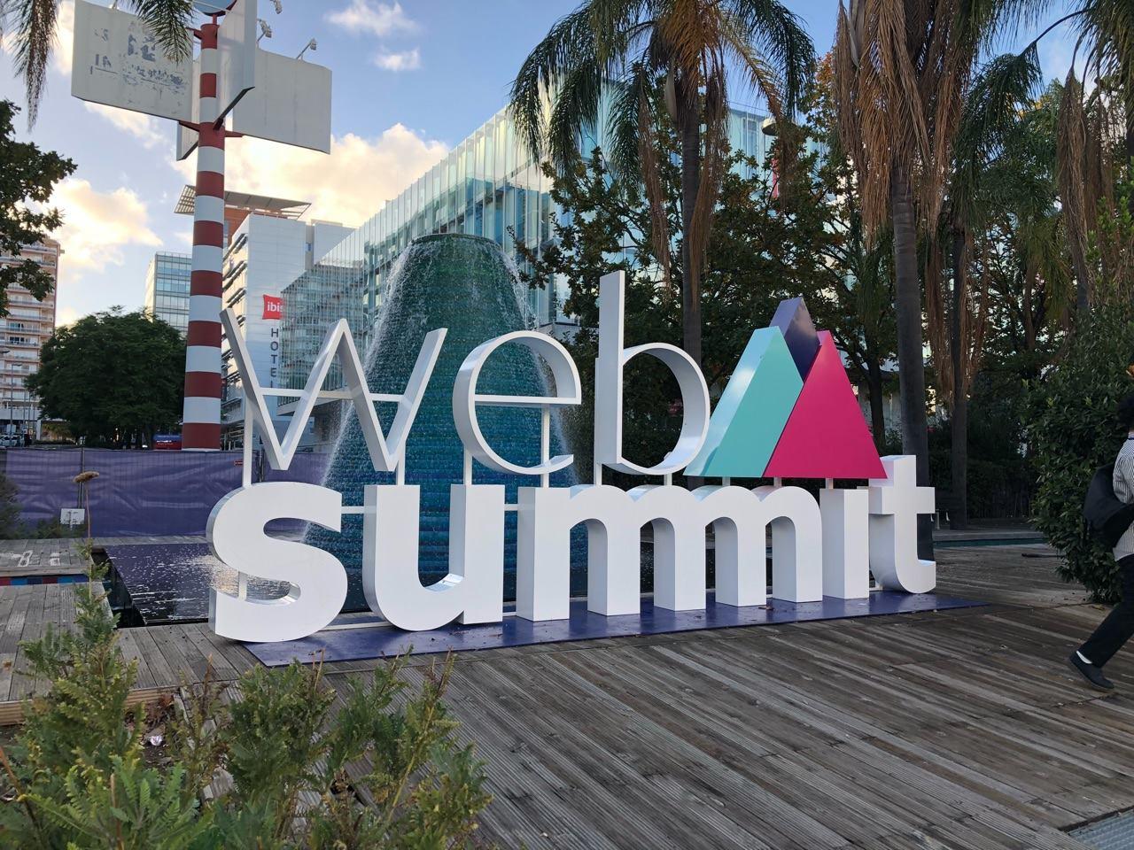 Web Summit - Lisbon 2018
